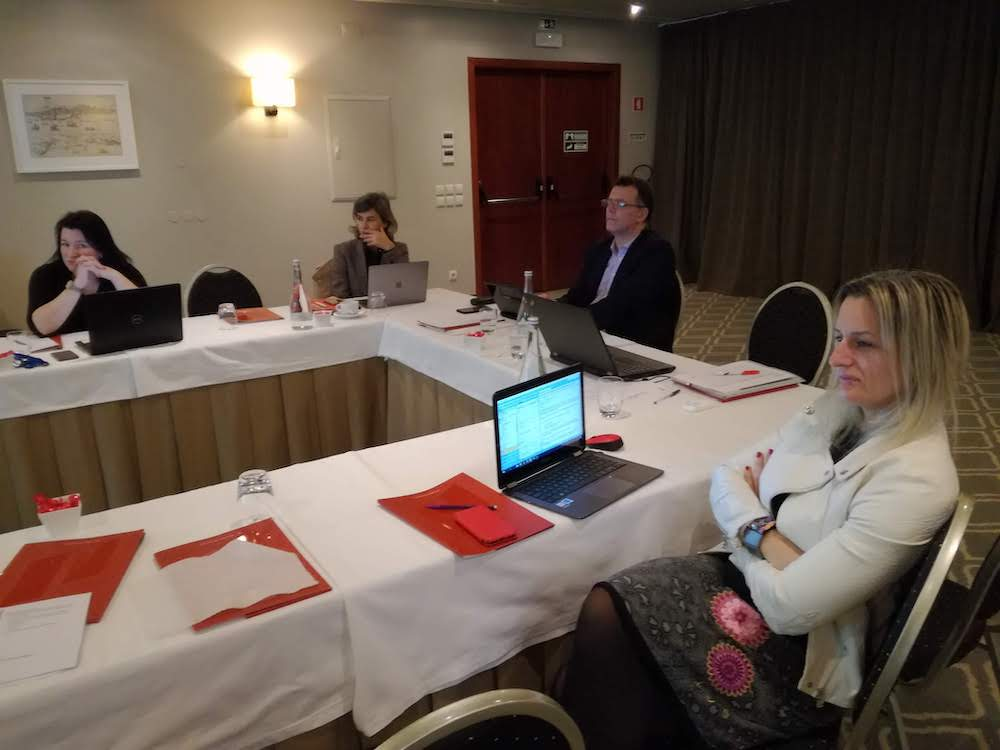 Reviewing draft Guidelines on investments in sport 17 December 2018 Lisbon, Portugal
